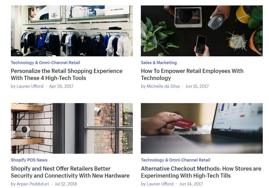 25 Top Retail Tech Blogs You Need to Read > Re:Tech